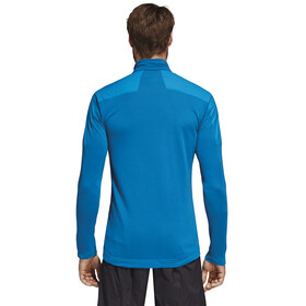 adidas TERREX Agravic Hardloopshirt lange mouwen Heren blauw